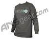 2014 Dye Magic Long Sleeve T-Shirt - Charcoal