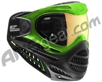 Dye Axis Pro Paintball Mask - Lime