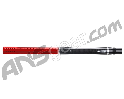 "Dye Carbon Fiber 2 Piece Boomstick Barrel - Autococker Thread - 15"" Length - .680 Bore - Dust Red"