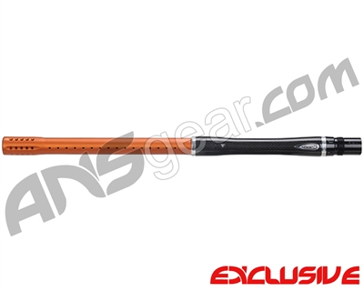 "Dye Carbon Fiber 2 Piece Boomstick Barrel - Autococker Thread - 15"" Length - .684 Bore - Dust Orange"
