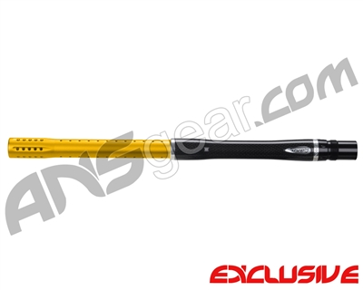"Dye Carbon Fiber 2 Piece Boomstick Barrel - Autococker Thread - 17"" Length - .680 Bore - Dust Yellow"
