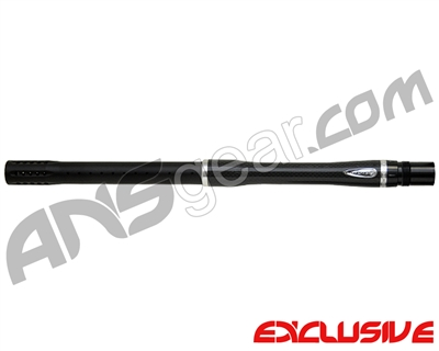 "Dye Carbon Fiber 2 Piece Boomstick Barrel - Autococker Thread - 17"" Length - .692 Bore - Dust Black"