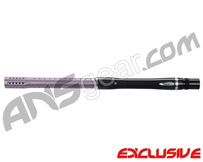 "Dye Carbon Fiber 2 Piece Boomstick Barrel - Autococker Thread - 17"" Length - .692 Bore - Gun Metal Grey"