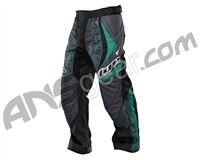 2013 Dye C13 Paintball Pants - Dyetree Aqua