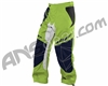 2014 Dye C14 Paintball Pants - Ace Lime/Navy