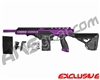 Dye Assault Matrix DAM Paintball Gun - Electric Purple