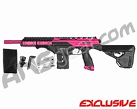 Dye Assault Matrix DAM Paintball Gun - Pink