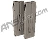 Dye Assault Matrix 20 Round Magazine 2 Pack - Dark Earth