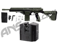 Dye DAM Tactical Paintball Gun w/ Box Rotor - Olive