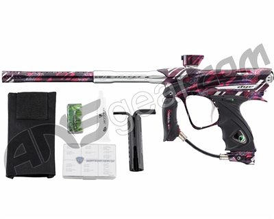 Dye DM13 Paintball Gun - PGA Cubix Red