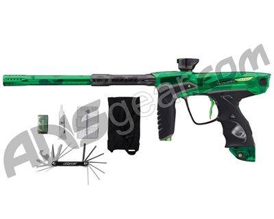 Dye DM14 Paintball Gun - PGA Bomber Lime