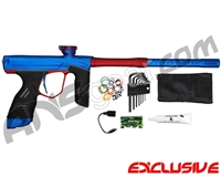 Dye DSR Paintball Gun - Blue/Dark Lava