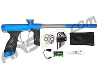 Dye DSR Paintball Gun - Blue Line