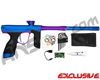 Dye DSR Paintball Gun - Blue/Electric Purple