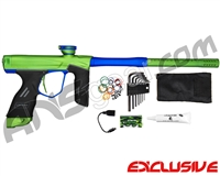 Dye DSR Paintball Gun - Green/Cobalt