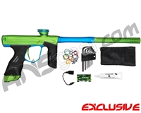 Dye DSR Paintball Gun - Green/Dust Teal