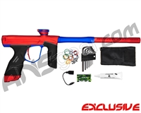 Dye DSR Paintball Gun - Red/Cobalt