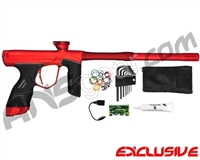 Dye DSR Paintball Gun - Red/Dark Lava