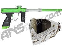 Dye DSR Gun w/ Free White/Gold Dye I5 Mask - Green Machine