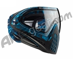 Dye I4 Airsoft Mask - Blue Cloth