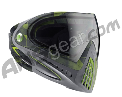 2013 Dye Invision Goggle I4 Pro Mask - Atlas Lime