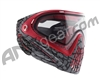 Dye Invision Goggle I4 Pro Mask - Skinned Red