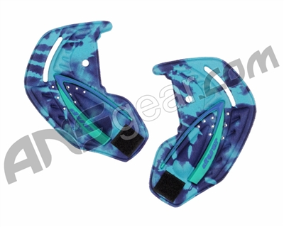 Dye I4 Paintball Mask Soft Ear Pieces - Tie Dye