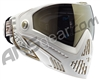 Dye i5 Paintball Mask - White Gold