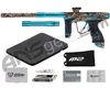 Dye M2 MOSair Paintball Gun - Backwoods/Teal