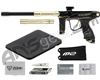Dye M2 MOSair Paintball Gun - Black/Gold
