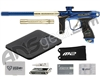 Dye M2 MOSair Paintball Gun - Blue/Gold