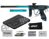 Dye M2 MOSair Paintball Gun - Carbon/Teal