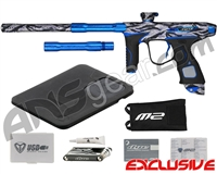 Dye M2 MOSair Paintball Gun - Concrete Blue