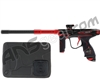 Dye M2 MOSair Paintball Gun - Dust Black/Red