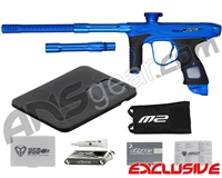 Dye M2 MOSair Paintball Gun - Dust Blue/Blue