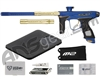 Dye M2 MOSair Paintball Gun - Dust Blue/Gold