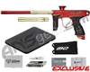 Dye M2 MOSair Paintball Gun - Dust Red/Gold