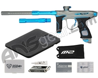 Dye M2 MOSair Paintball Gun - Grey/Teal