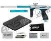 Dye M2 MOSair Paintball Gun - Silver/Teal