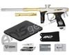 Dye M2 MOSair Paintball Gun - White/Gold
