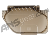 Dye Box Rotor Lid - Smoke (Left) (R94059500-01)