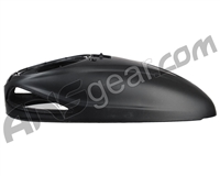 Dye Rotor Top Shell Hard - Black (R80001300)