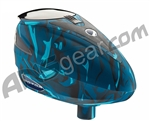 2012 Dye Rotor Paintball Loader - Blue Cloth