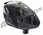 2013 Dye Rotor Paintball Loader - Cubix Gray