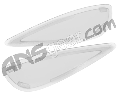 Dye Rotor Top Shell Windows - Clear