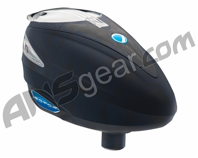 2014 Dye Rotor Paintball Loader - UL Navy