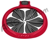 Dye Rotor R2 Quick Feed Lid - Red