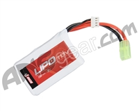 Echo1 11.1V 1300mAh 20c Lipo Airsoft Battery #4