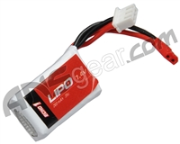 Echo1 7.4V 260mAh 35c Lipo Airsoft Battery #6