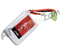 Echo1 7.4V 1600mAh 30c Lipo Airsoft Battery #7